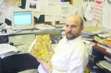 Питер Сурай. Устроился хорошо — в Британии у него дом и хорошая зарплата, но поначалу было тяжело. Фото из личного архива