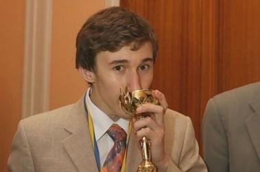 Сергей Карякин тоже против нововведений. Фото Ю.Кузнецова