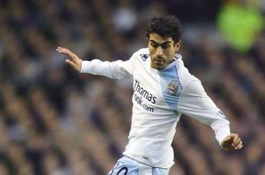 """Нери Кастильо не заиграл на высоком уровне в """"Манчестер Сити"""". Фото MEXSPORT"""