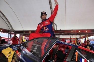 Француз Себастьян Лёб по-чемпионски начал новый сезон. Фото AFP