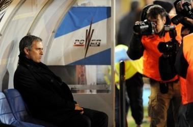 """Наставник """"Интера"""" Жозе Муриньо. Фото AFP"""