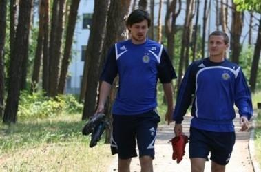 Артем Милевский и Александр Алиев. Фото Ю.Кузнецова
