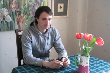 Петр Бушманов. Автор фото - Ю. Тесленко.