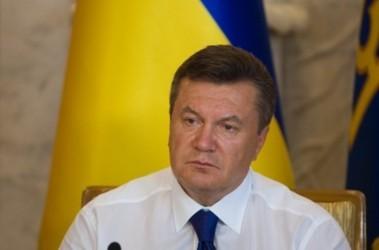 """Критика всегда полезна"", - сказал Янукович, фото с сайта president.gov.ua"