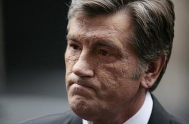Виктор Ющенко, фото AFP