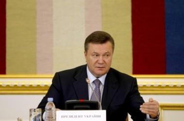 Виктор Янукович, фото пресс-службы президента