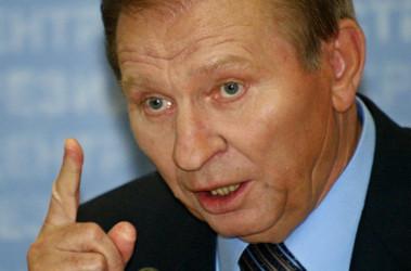 Леонид Кучма, фото Сегодня