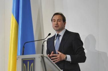 Николай Томенко, фото с официального сайта Тимошенко