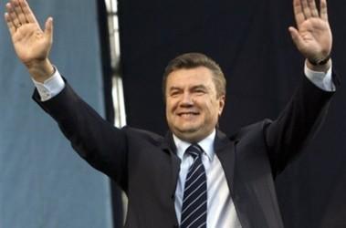 Виктор Янукович, фото AP