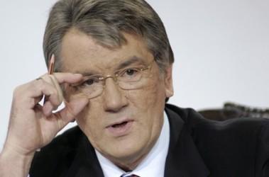 Виктор Ющенко, фото Рейтерс
