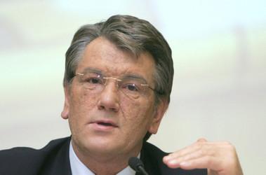 Виктор Ющенко, фото с официального сайта президента