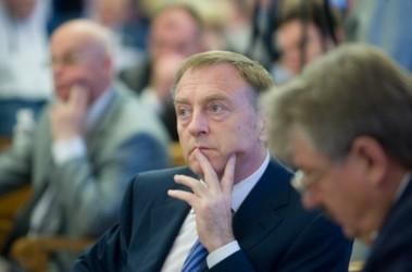 Александр Лавринович, фото пресс-службы президента