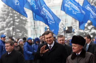 Одна из крупнейших партий Европы отказалась общаться с украинскими властями, фото с сайта partyofregions.org.ua
