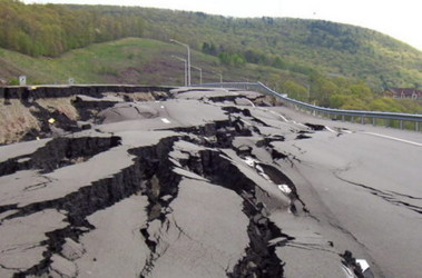 Треть Днепропетровска стоит на опасном грунте