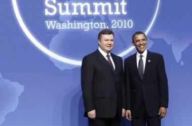 Обама поздравил украинского коллегу , фото с сайта president.gov.ua