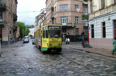 О львовских трамваях узнает весь мир. Фото ymtram.mashke.org