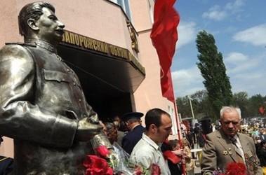 Памятник был установлен в мае 2010 года. Фото focus.ua