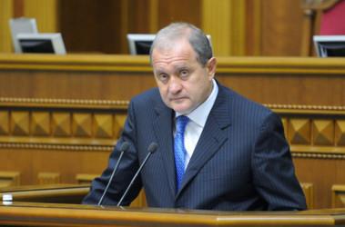 Анатолий Могилев рассказал депутатам о 9 мая во Львове, фото пресс-службы ПР