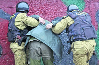 «Сокол». Элитарное и самое зашифрованное подразделение УБОП, где служат отчаянные бойцы. Фото: Пресс-центр ГУБОП
