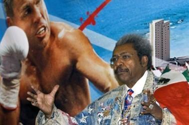 Дон Кинг теперь хочет даже больше, чем фиксированные 4 миллиона. Фото AFP