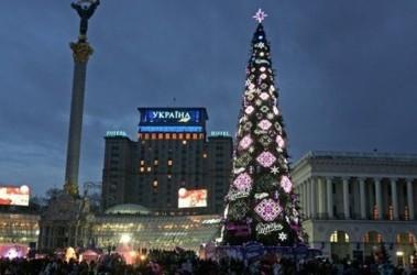 Движение на Майдане ограничат из-за елки, фото oohmasterad.wordpress.com