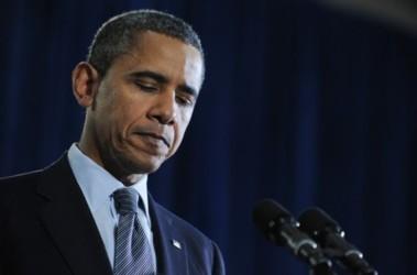 Барак Обама, оказавшись в Белом доме, стал быстро стареть. Фото AFP