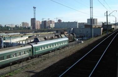 """Киевские власти: """"Неправильно, что такая территория в центре города используется, как вагонное депо"""""""