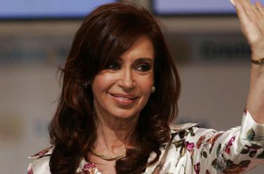 Кристина Фернандес де Киршнер перенесла операцию по удалению раковой опухоли