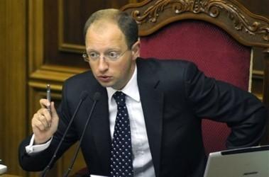 Арсений Яценюк. Фото AFP