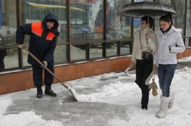 ЖЭО и арендаторы оплатят переломы. Фото: english.ruvr.ru