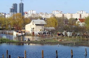 Потоп. В позапрошлом году подтопило частный сектор и парк Дружбы Народов. Фото: А. Яремчук