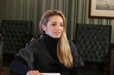 Евгения Тимошенко. Фото пресс-службы БЮТ