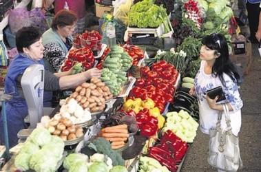 Овощи. Прогнозируют, что в новом урожае больше всего прибавят в цене капуста и морковка. Фото: А. Искрицкая