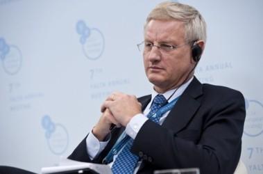 Карл Бильдт намекает на изоляцию Украины. Фото pinchukfund.org