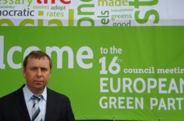 В Копенгагене состоялся 16-й съезд Европейских зеленых