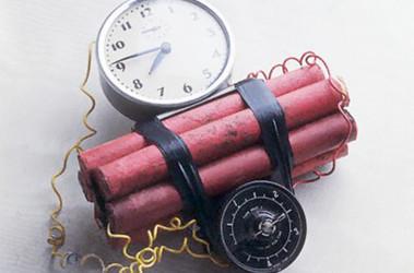 Взрывчатку обезвредили с помощью специальной мини-пушки. Фото vsluh.ru