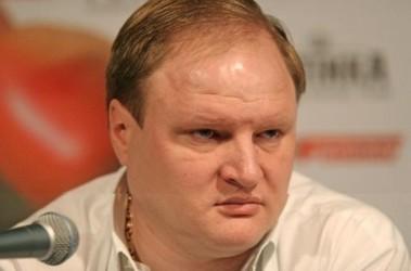 Менеджер Поветкина Владимир Хрюнов. Фото fightnews.ru