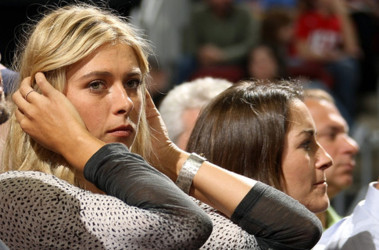 "Мария Шарапова: ""Мое сердце переполнено грустью"". Фото Getty Images/Fotobank"