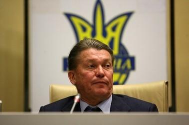 Первый матч под руководством Блохина Украина сыграет 1 июня с Узбекистаном. Фото Ю.Кузнецова