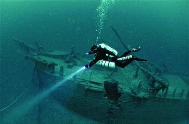 Деревянный корабль Agnes Blaikie. Погиб недалеко от Балаклавы во время Крымской войны в мае 1856 года. Фото: О. Истратова