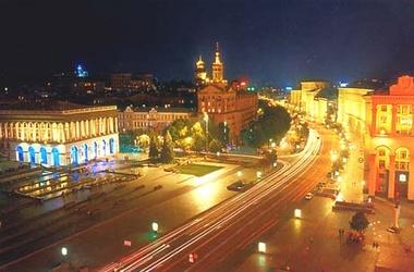 Движение в центре Киева будет перекрыто.Фотоkievskaya.com.ua
