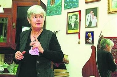 """Леся Гонгадзе: """"От Гии получаю письма"""". Фото с сайта Обозреватель"""