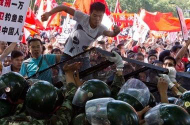 Антияпонские погромы охватили 85 городов Китая - СМИ. Фото news.mail.ru
