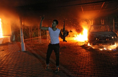 Посол в Ливии Нагорный призывает украинцев воздержаться от поездок в Ливию до стабилизации в стране. Фото AFP