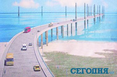 Проект. Четырехполосная «морская дорога» от Лузановки до Пересыпи примет большую часть транспортного потока в северной части города. Фото: Л. Серикова