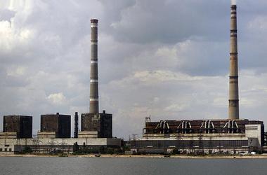 Взорвалась ТЭС.Фото:wikimedia.org
