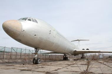 Самолет перевозил партийных чиновников, в том числе и Брежнева