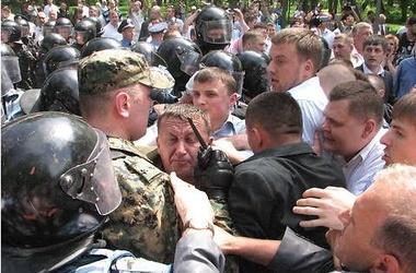 После драки в Тернополе прокуратура завела дело. Фото20minut.ua