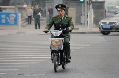 Китай ввел войска в Таджикистан. Фото AFP