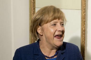 Ангела Меркель. Фото: AFP